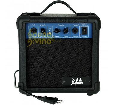 """Amplificador Alto Falante 4"""" Guitarra Dolphin G10 (Padrão)"""