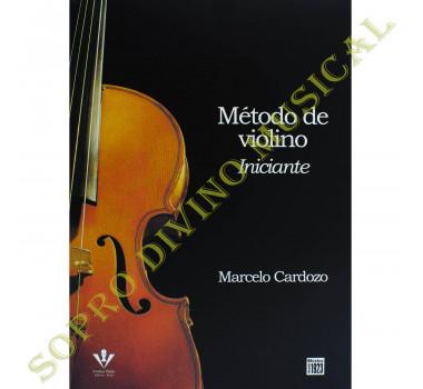 Método Violino Iniciante Marcelo Cardozo