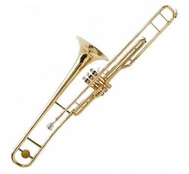 Trombone de Pisto Longo Sib Hoyden