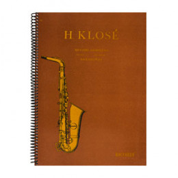 Método Saxofone H. Klosé