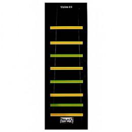 Adesivo Colorido p/ Marcação Posição Escala Violino 4/4 Freesax ( Unidade )