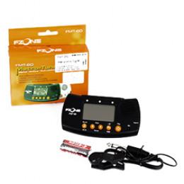 Afinador Digital Led Metrônomo Diapasão 3 em 1 FZONE FMT-60
