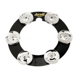 Anel Percussão Efeito Chimbal Prato Ring Hats Torelli TA525