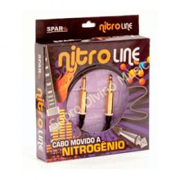 Cabo 3 Metros Violão Guitarra Sparflex Nitro