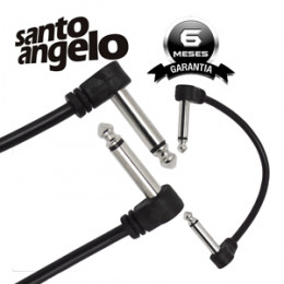 Cabo Pedal 50cm P10L x P10L Santo Angelo Ninja