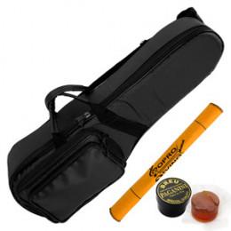 Capa Violino 3/4 ou 4/4 Pvc Emborrachado Pelúcia Alta Qualidade Protection Bags