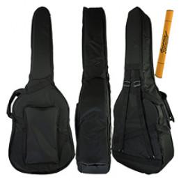 Capa Violão Clássico 1/2 Extra Luxo Almofadada Protection Bags