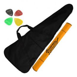 Capa Guitarra Modelo Stratocaster com Bolso Slim Protection Bags
