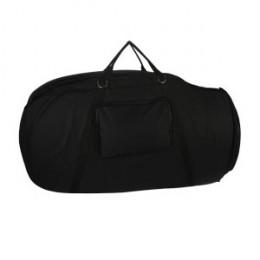 Capa Tuba Sinfonica J981 Hoyden Extra Luxo Alças Costas Protection Bags