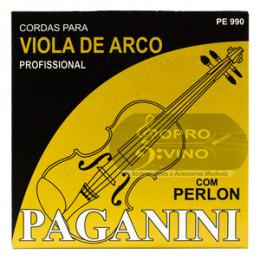 Encordoamento Viola de Arco Perlon Paganini PE990