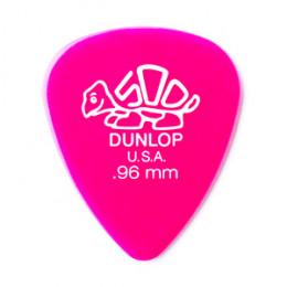 Palheta Delrin 500 0,96mm para Violão Cavaco Guitarra Dunlop
