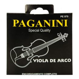 Encordoamento Viola de Arco Paganini PE970