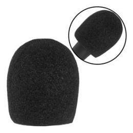 Espuma Protetora Microfone Preto Izzo Cod. 9669