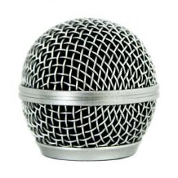 Globo Metal Microfone modelo Shure SM58 Similares Smart 005043