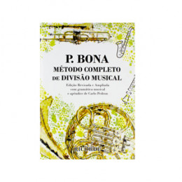 Método Divisão Musical Paschoal Bona Ricordi RB0130 ( Completo / Revisado )