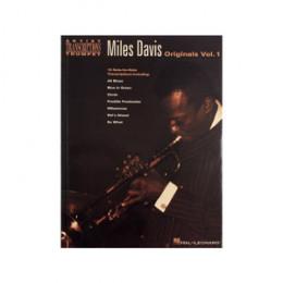 Método Livro Trompete Sib Miles Davis 15 Transcrições Originals Volume 1