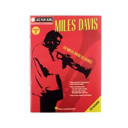 Método Livro Trompete Sib Miles Davis Play-Along c/ CD 10 Clássicos Miles Davis ( Vol. 2 )