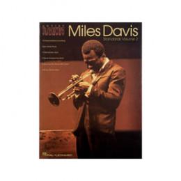 Método Livro Trompete Sib Miles Davis 15 Transcrições Standards Volume 2