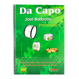 Método Da Capo Percussão Joel Barbosa