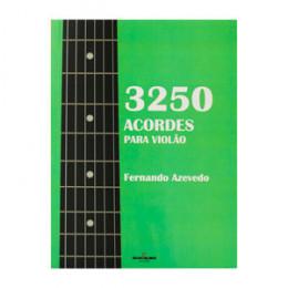 Método 3250 Acordes para Violão Fernando Azevedo