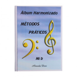 Método Prático Harmonizado para Instrumento Mib Almeida Dias