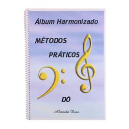 Método Prático Harmonizado para Instrumento Afinação em DO Almeida Dias