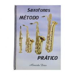 Método Saxofones Almeida Dias