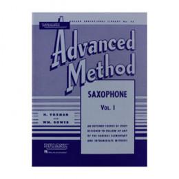 Método Saxofone Advanced Rubank Saxophone Vol 1