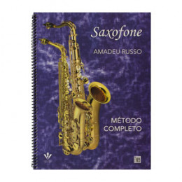 Método Saxofone Amadeu Russo