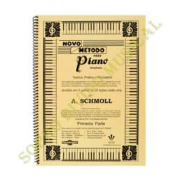 Novo Método Piano A. Schmoll Ampliado 1º Parte