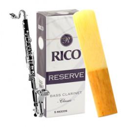 Palheta Rico Reserve Classic Clarinete Bass