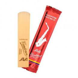 Palheta Sax Alto Java Red Cut Vandoren Paris Numerações