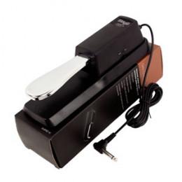 Pedal Sustain Teclado Piano Digital Susped 10 Stagg Music 80227