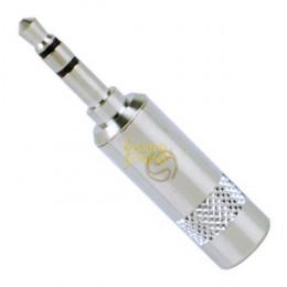 Plug Conector P2 estéreo modelo P2ST SAS NN01 Santo Angelo