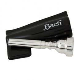 Estojo Case Bocal Trompete Cornet Flugel Vicent Bach