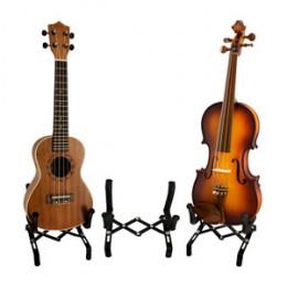 Suporte Violino Viola Ukulele Cavaco Retrátil PHX VST02