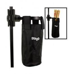 Suporte Porta Baqueta Acessórios Clamp Abraçadeira Stagg DSHB10