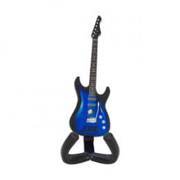 Suporte Parede Violão Guitarra Baixo ASK AGA Azul