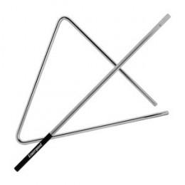Triângulo Aço Cromado 25cm Liverpool