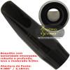 Boquilha Sax Alto Kit Vandoren V5 A45 Sm 416K (Promoção) Brinde Protetor