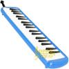 Escaleta 37 Teclas Corpo Azul Estojo Bocal Bag Spring Tradicional SG3737 00224