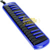 Escaleta 32 Teclas Azul Preta Corpo Azul Estojo Bocal Bag Spring SG32+ 00566 (Padrão)