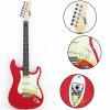 Guitarra Stratocaster Vermelho Fosco Memphis By Tagima MG-30