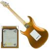 Guitarra Stratocaster Dourada Série Woodstock TG 520 Tagima Brinde Capa + Acessórios