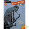 Método Livro Saxofone Sonny Rollins 10 Jazz Classics Play Along Volume 33