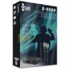 Kit c/ 02 Microfones Sem Fio UHF Profissional 200 Canais Dylan Music D9000 + Estojo e Acessórios