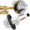 Surdina Cup Mute Ajustável Para Trompete Torelli TA125