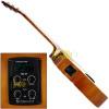 Violão Mini Jumbo Cutaway  Eletroacústico Aço Sunburst Giannini GSF 1D CEQ 3TS + Capa Acessórios