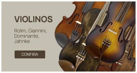 Violinos - Rolim, Giannini, Dominante, Jahnke